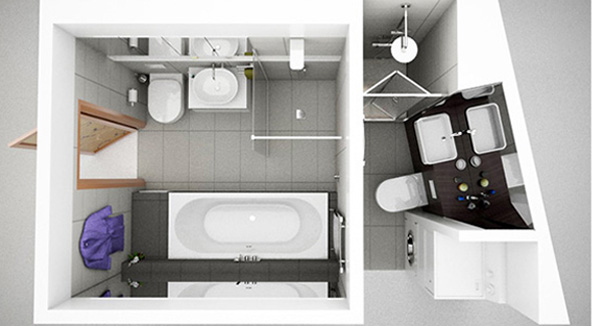 3d ontwerp keuken en badkamer for 3d ruimte ontwerpen