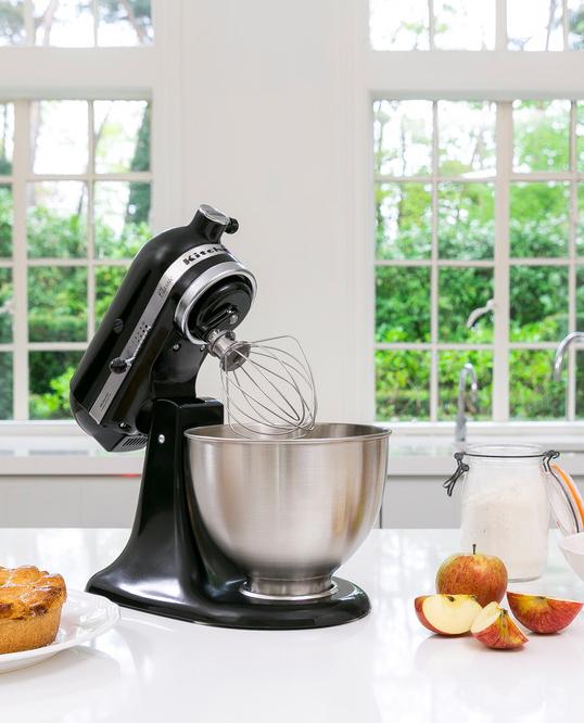 Een KitchenAid mixer cadeau