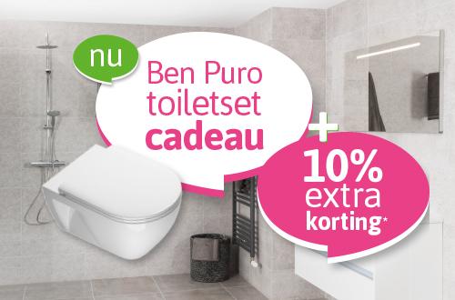 Ben Puro toiletset cadeau