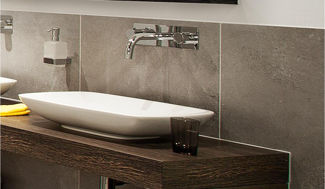 Badkamer Wastafel Blad : Een moderne look in uw badkamer kies voor een waskom