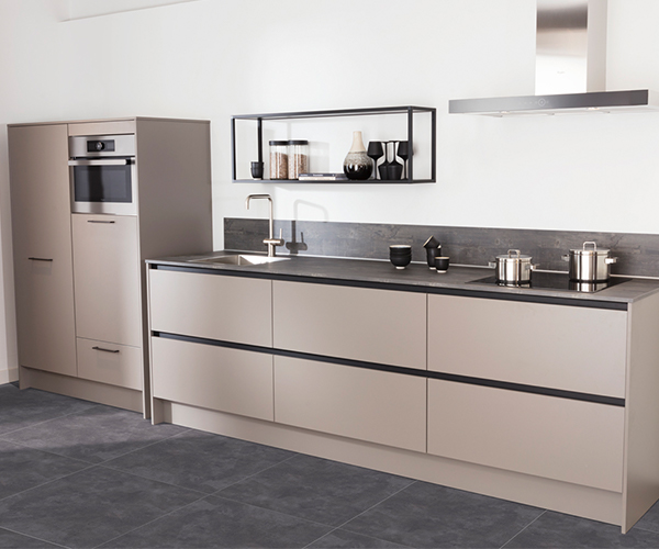 Brugman introduceert de nieuwe collectie keukens
