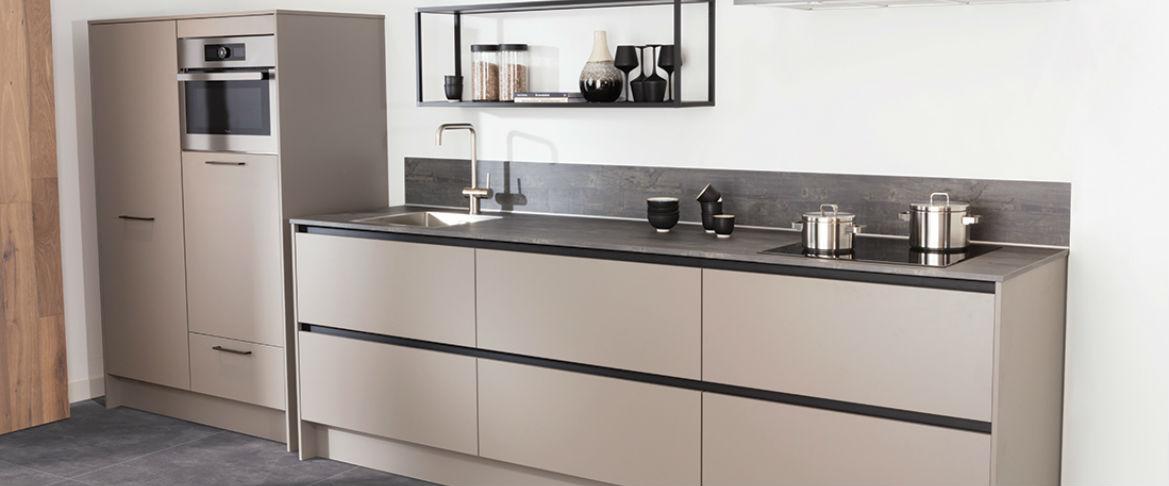 moderne keuken brugman