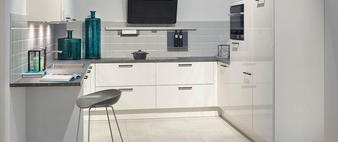 Moderne luxe keuken Falro