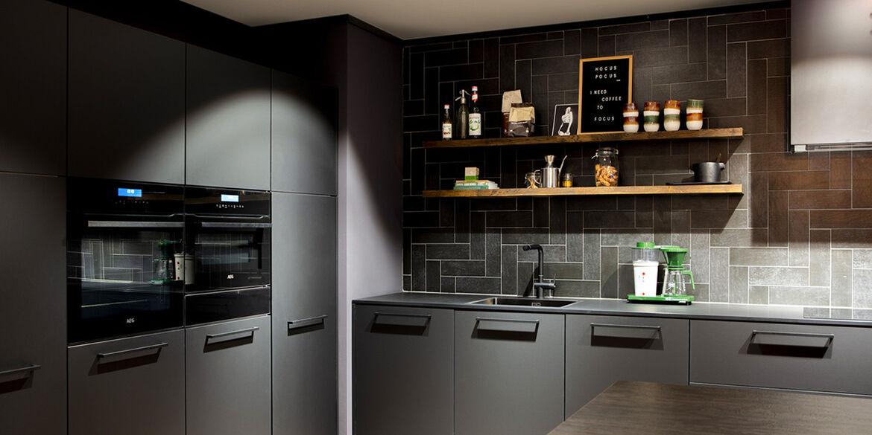 Mix & match met tegels in de keuken