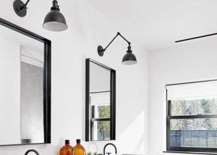badkamer lamp industrieeel