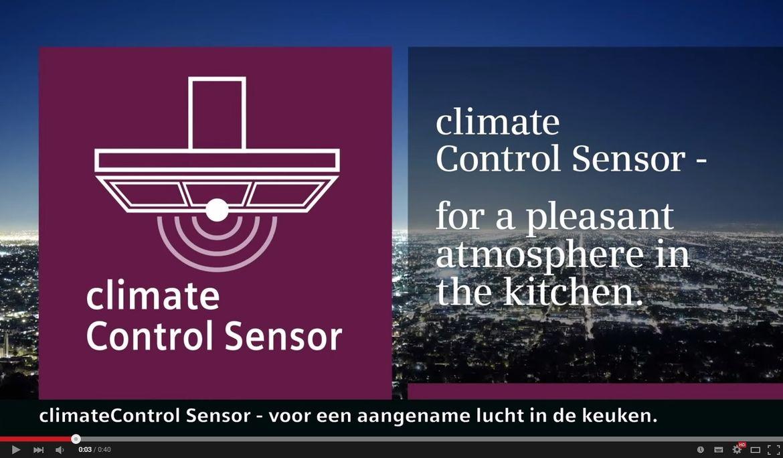 Siemens Climate Control Sensor
