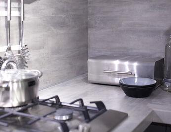 industrieel beton keuken