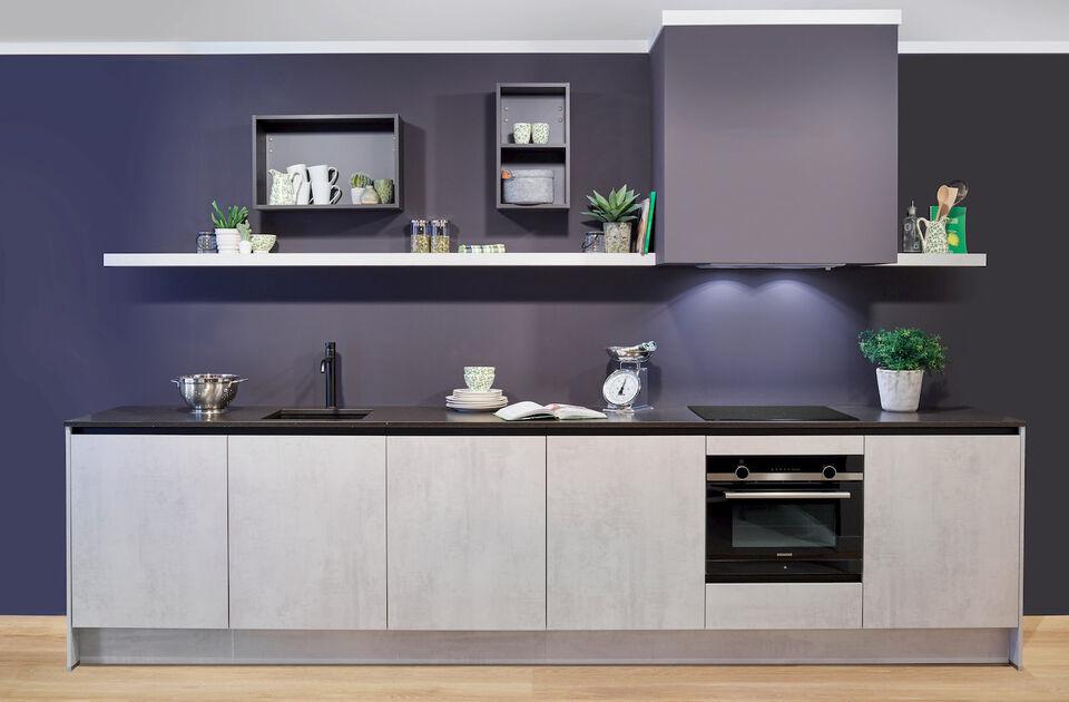 Moderne, luxe keuken