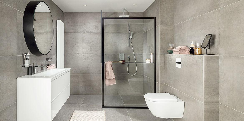 Showroom badkamer kopen