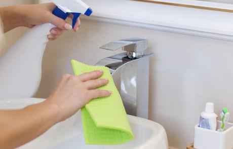 Badkamer Schoonmaak Tips : Handige schoonmaaktips voor iedere keuken