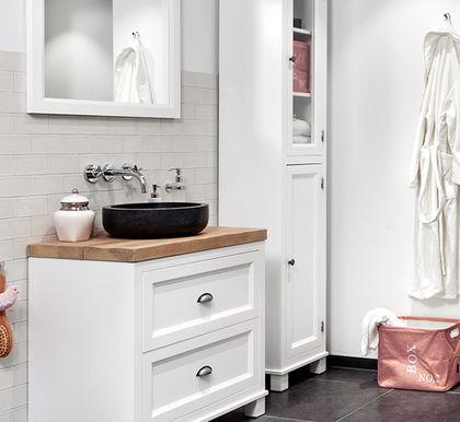 Engelse badkamer