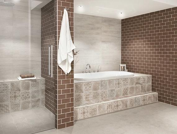 Badkamer Romeinse Stijl : Mozaïek badkamers brugman