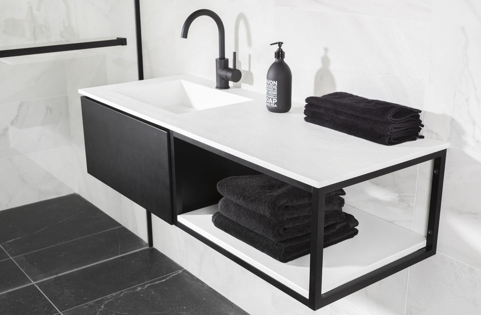 Mandana badkamer