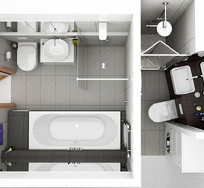 Badkamer - De grootste variatie badkamers - Brugman