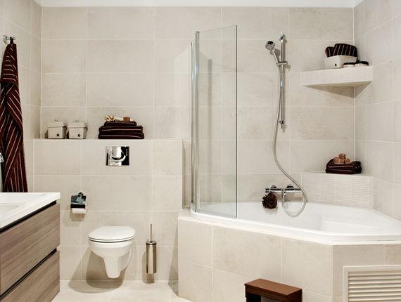 Ouderwetse Stortbak Toilet : Nostalgische badkamers