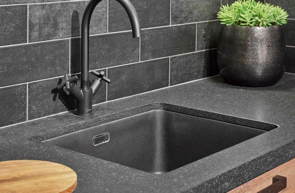 Keuken graniet werkblad