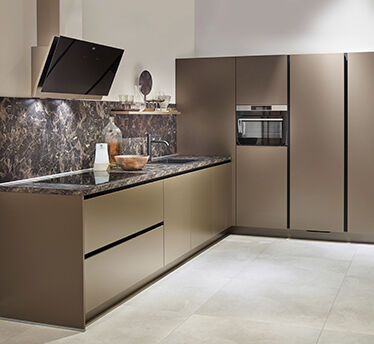 Bruine keukens