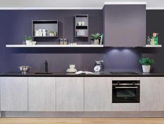 Strakke, luxe keuken