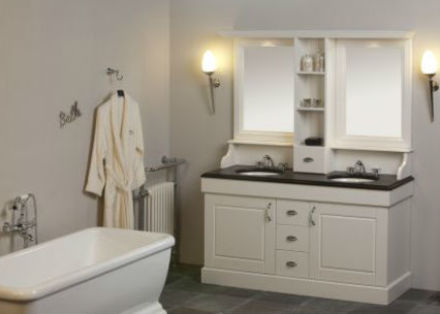 Klassieke badkamers - inspiratie en voorbeelden - Brugman