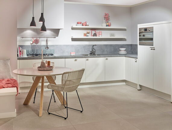 Landelijke moderne stijl keuken