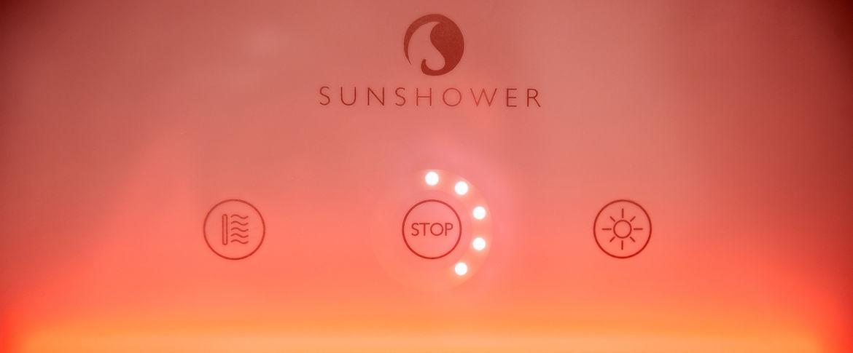 sunshower