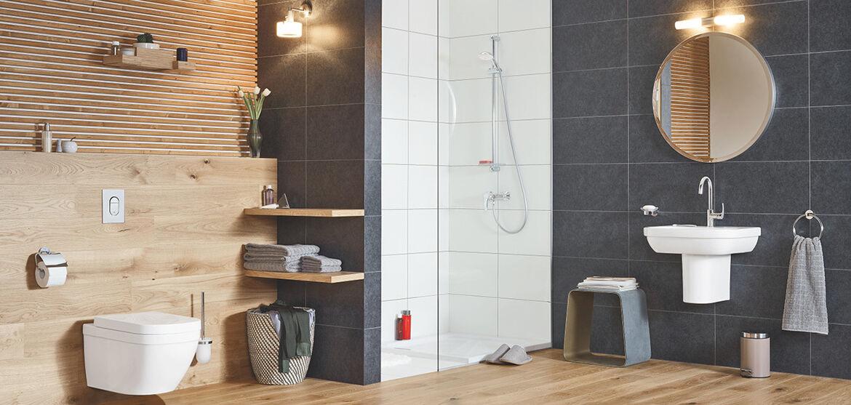 Grohe badkamer kranen