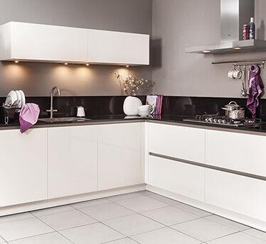 Witte keukens