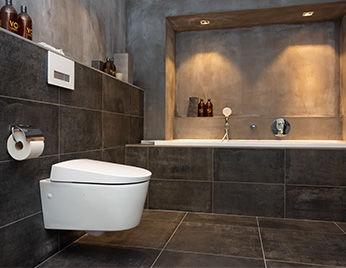 Betonlook Badkamer Maken : Betonlook badkamers tips en inspiratie brugman