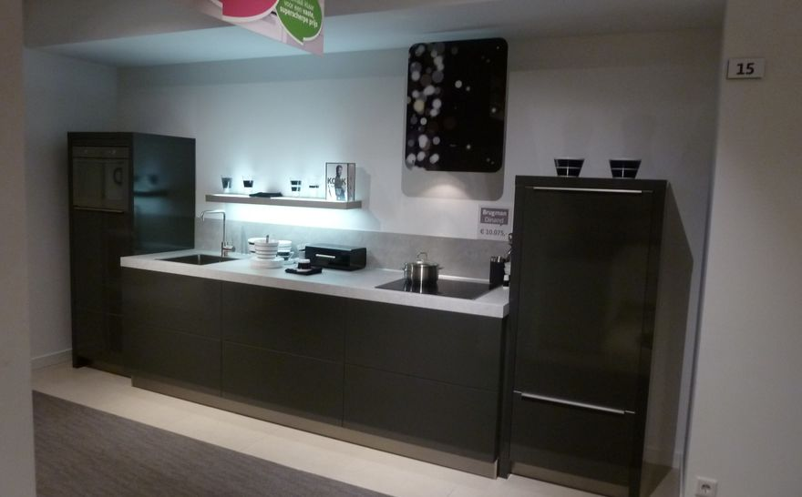 Keuken Design Hilversum : De dinand f showroomkeuken