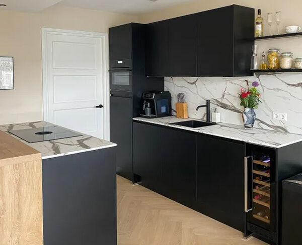 Brugman keukens bij onze klanten thuis