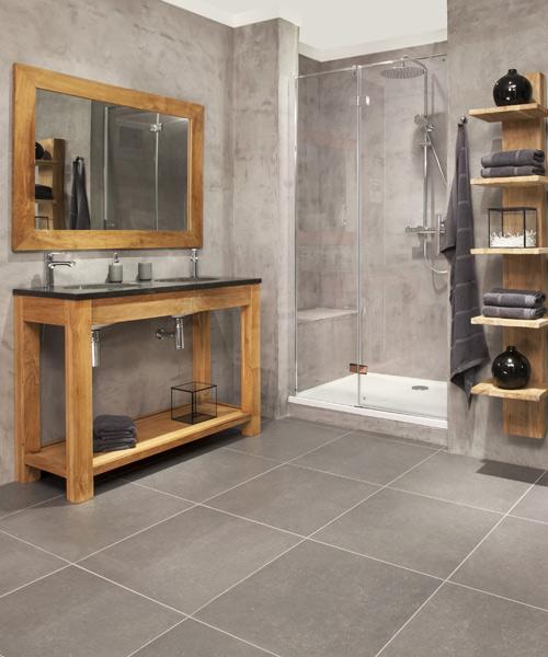 Landelijke badkamer: warm en gezellig - Brugman