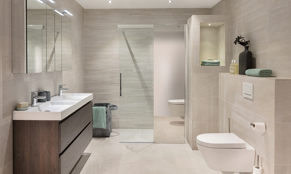 Brugmania for Complete badkamer aanbieding
