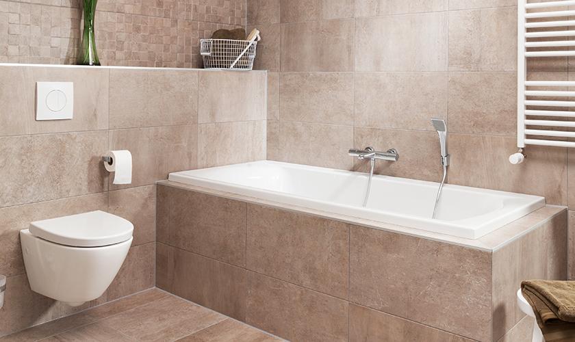 Al een complete badkamer voor € 4.950