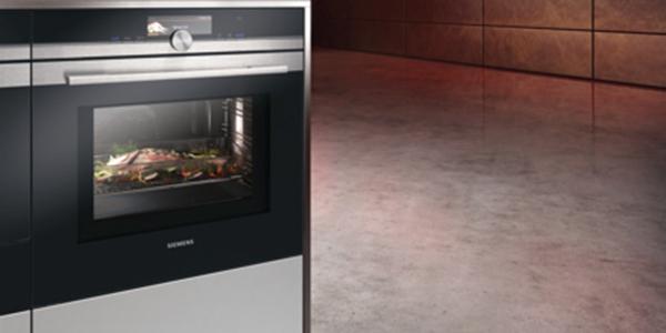 Siemens ovens bij Brugman