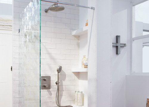 Alles voor je douche vind je bij Brugman