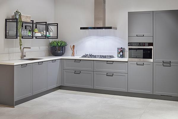 Terrazzo in keuken