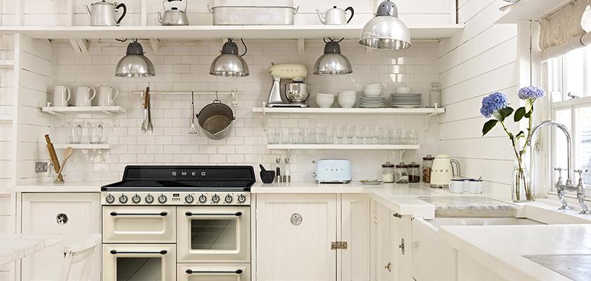 Terug naar de jaren '50 met SMEG keuken apparatuur