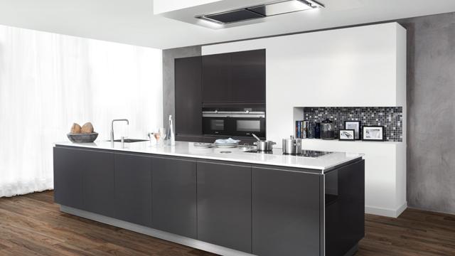 Beton In Keuken : Betonnen keuken interieur inrichting