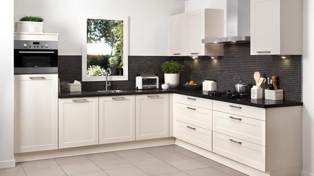 Klassieke keukens vind je bij brugman keukens & badkamers