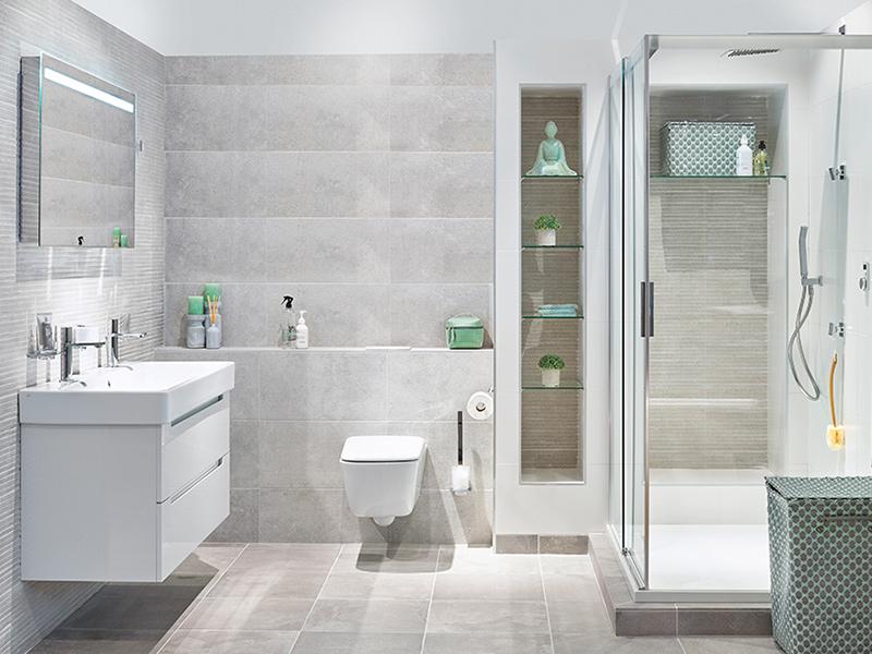 Kosten badkamer plaatsen of verbouwen