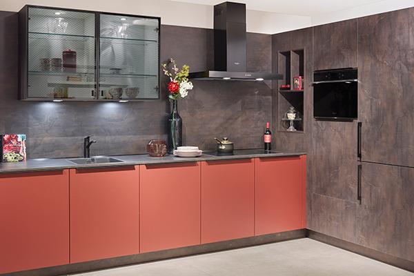 Rode keukens